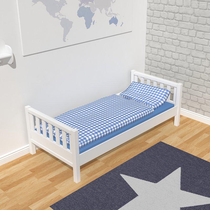 roomstar daybed white 90x200cm dannenfelser kids. Black Bedroom Furniture Sets. Home Design Ideas