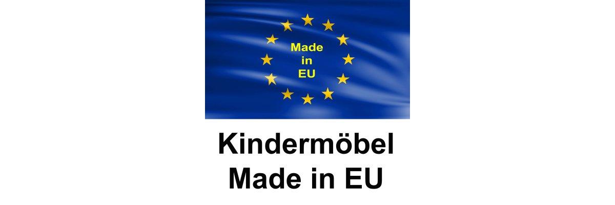 Kindermöbel - MADE IN EU - Kindermöbel - MADE IN EU