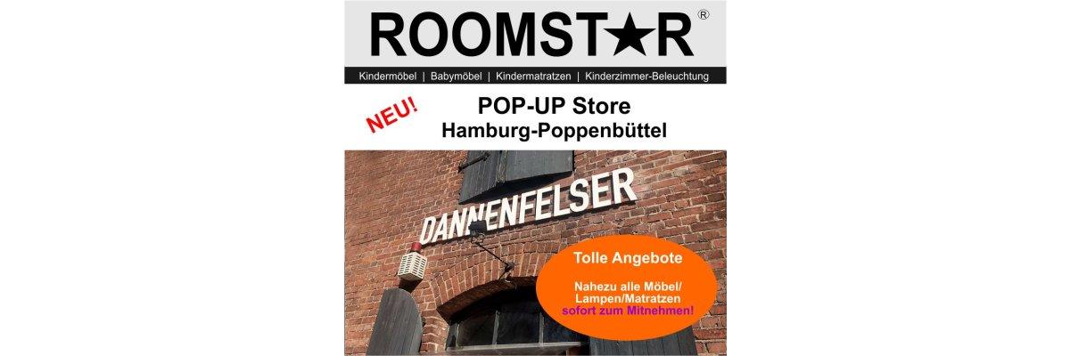 NEU: Kindermöbel POP-UP Store Hamburg-Poppenbüttel - NEU: POP-UP Store Hamburg-Poppenbüttel
