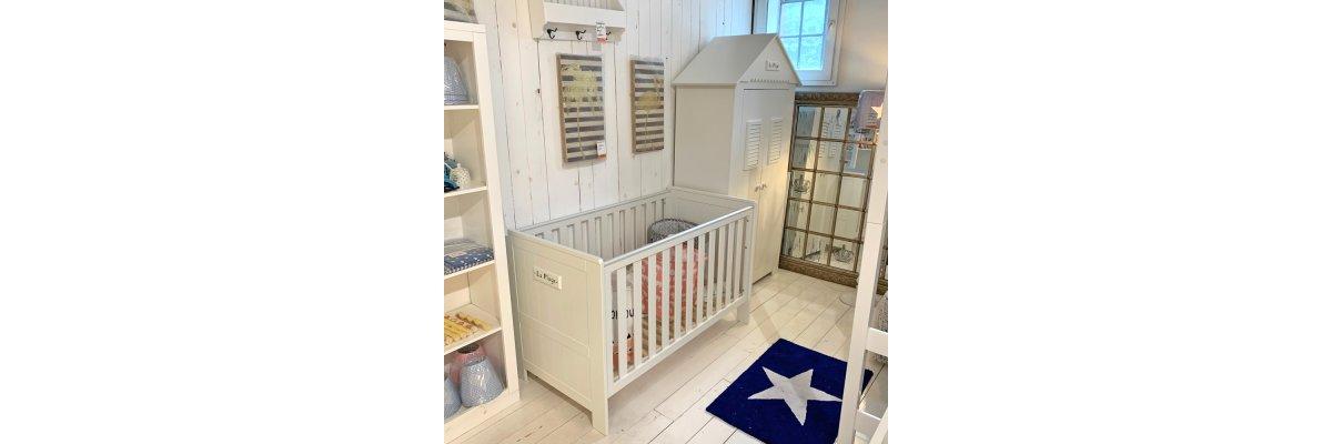 Wieder in unserer Ausstellung: LA MER Kindermöbel-Serie - Wieder in unserer Ausstellung: LA MER Kindermöbel-Serie