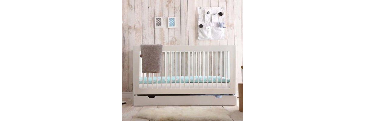 Babybett RAUMWUNDER sofort lieferbar - Babybett RAUMWUNDER sofort lieferbar