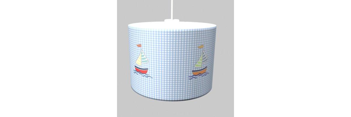 Sonderangebot: Maritime Hängelampe für das Baby-/Kinderzimmer - nur 29,90€ - Sonderangebot: Maritime Hängelampe für das Baby-/Kinderzimmer - nur 29,90€