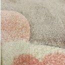 Kinderzimmer-Teppich EINHORN, 120x170cm