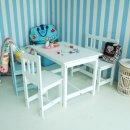 Kinderstuhl LA MER®, weiss, Sitzhöhe: 35cm
