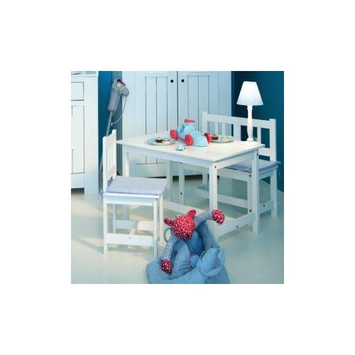 Kopie von Kinderstuhl LA MER®, weiss, Sitzhöhe: 35cm