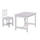 Kindertisch LA MER®, weiss, 78x55cm