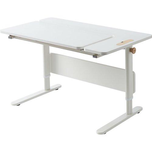FLEXA Moby left up Schreibtisch weiß 82-50149