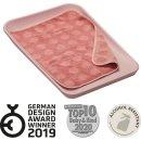 Leander Matty Wickelauflage Soft pink 510010-76