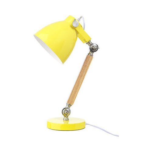 Lifetime Kidsrooms Tischlampe gelb 8157