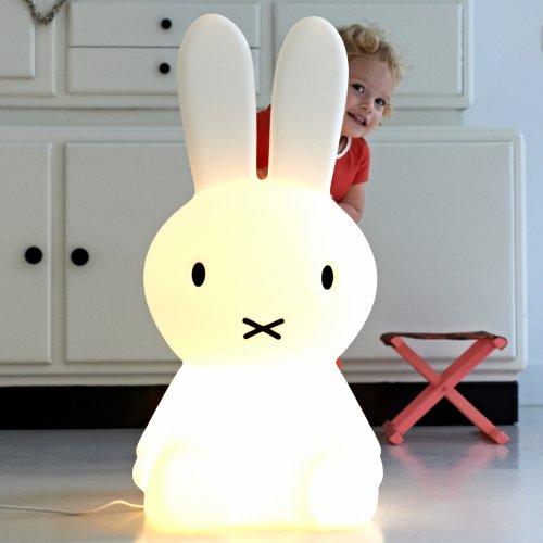 Miffy XL Lampe - 80 cm von Mr. Maria