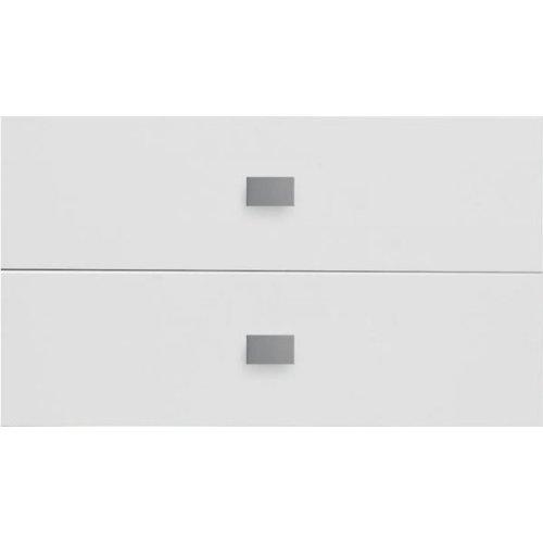 Lifetime Schubladenset für Regal weiß lackiert 8016-10
