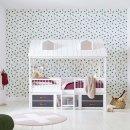 Lifetime Beachhouse Kojenbett 90x200cm mit Rollboden und...