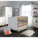 Kids bedding ROOMSTAR, gray with white star