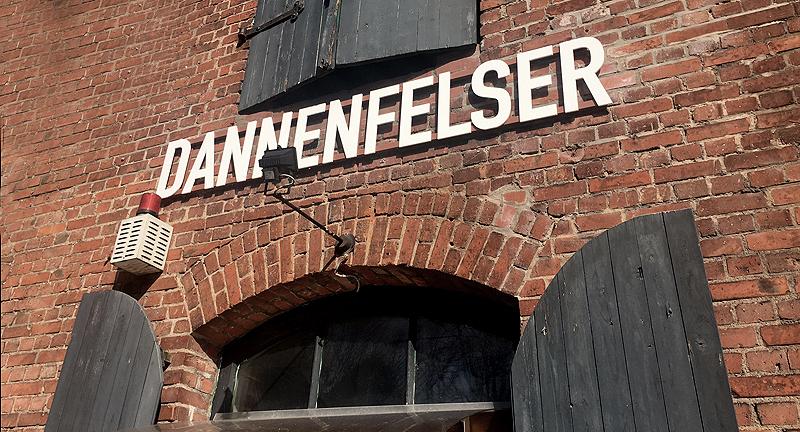 Dannenfelser Showroom in Hamburg für Fachhändler und Anwender