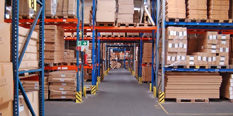 Dannenfelser Logistik und Versandlager in Hamburg